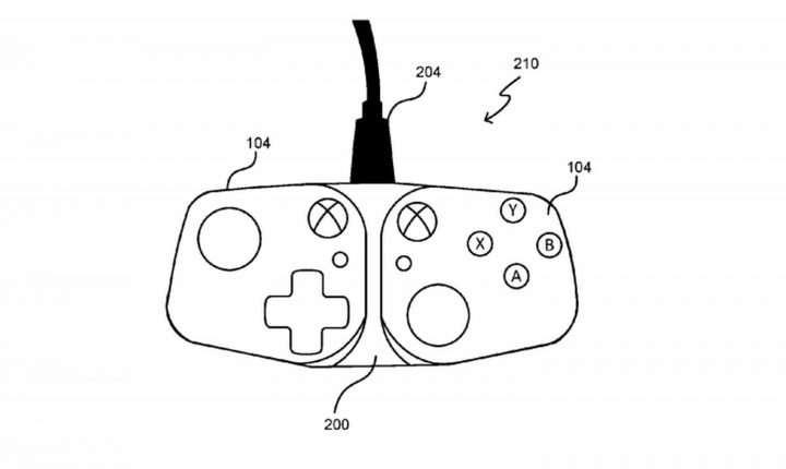 Microsoft is Trying to Patent New Controllers for Mobile Phones