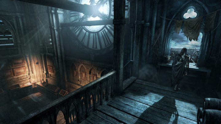 Thief – hands-on in the city of stealth