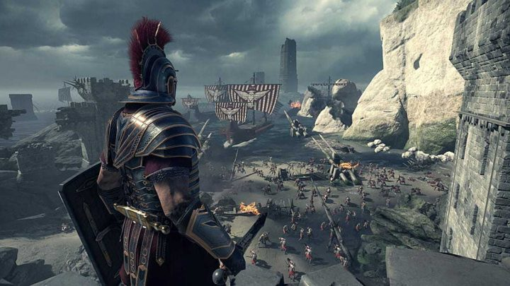 Ryse and the problem of breasts in video games